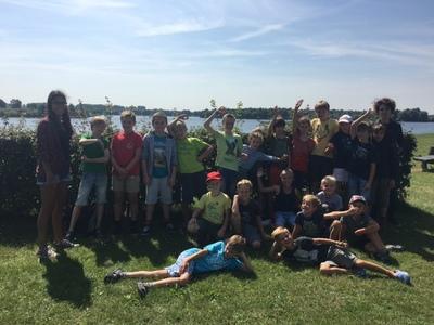 Rangerkamp 15-19 augustus 2016