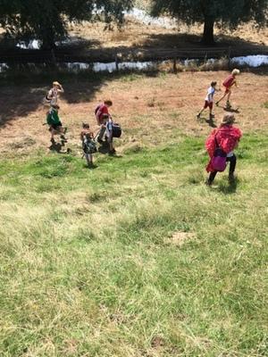 Rangerkamp 11-15 juli 2016