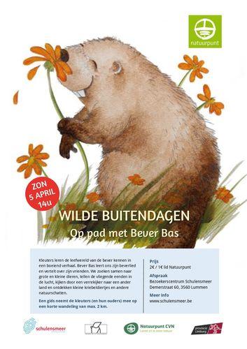 HELAAS AFGELAST - Wilde Buitendagen Natuurpunt