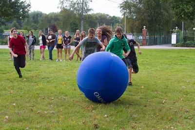 Sportdagen voor scholen of groepen