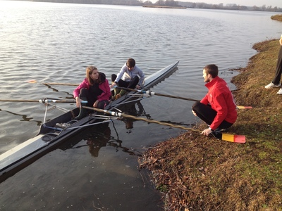 Roeien (Start To Row, lidmaatschap, Roeikamp)